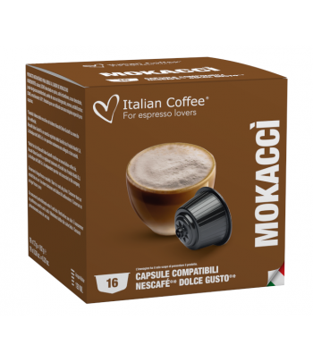 Home Italian Coffee - Mokacci' for Dolce Gusto® ITCMOKACCI
