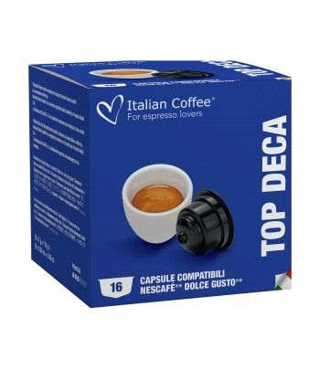 Home Italian Coffee - Top Deca for Dolce Gusto® ITCOFFDEK