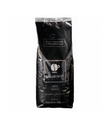 Home Lollo Caffè – Nero coffee beans - 1kg LOLLNEROG