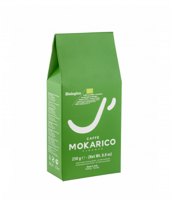 Home Mokarico – Biologico (ground) - 250gr MOKABIO-M