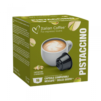 Home Italian Coffee - Pistaccino for Dolce Gusto® ITCOPISTA